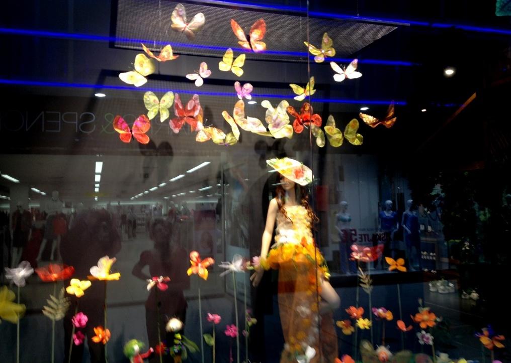 kvetinárstvo-motýlia víla-výklad na deň detí