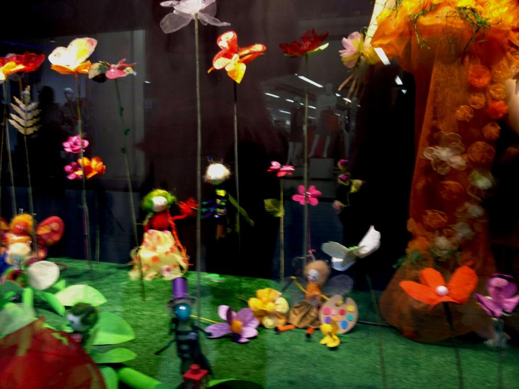 motýlia víla & partia-výklad na deň detí